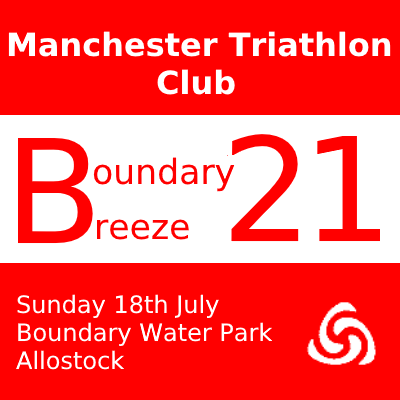Boundary Breeze Sprint Triathlon 2021