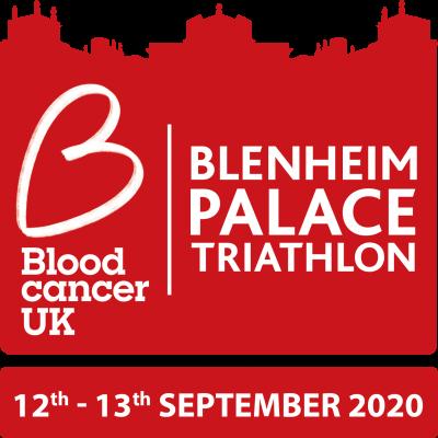 Blood Cancer UK Blenheim Palace Triathlon