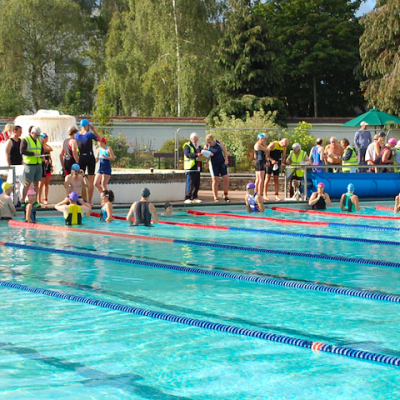Cheltenham Triathlon 2019 - #Tri Summer