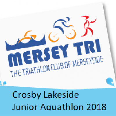 Crosby Lakeside Junior Aquathlon