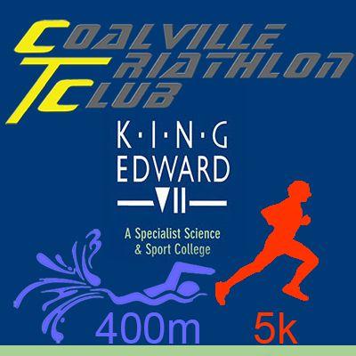 Coalville Triathlon Club No Frills Aquathlon