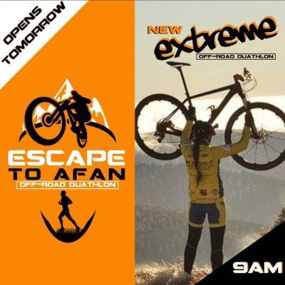 Escape To Afan Off Road Duathlon