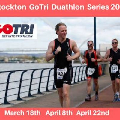 GO TRI Stockton Duathlon Race 2