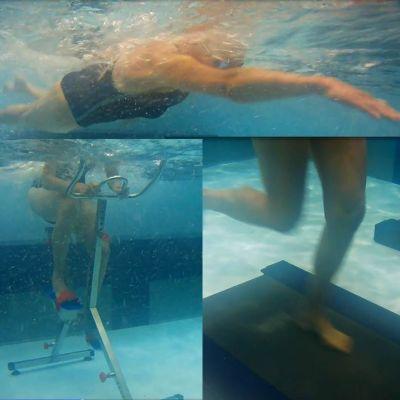 GO TRI Mini In-Water Triathlon