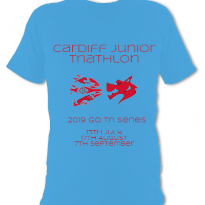 GO TRI Cardiff Junior Summer Series 2019 - August