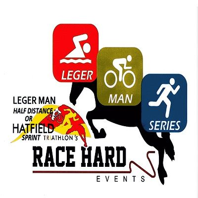 Hatfield Sprint and Leger Man Half Distance Triathlons