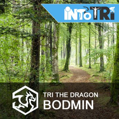 Bodmin Tri: The Dragon - Cornish Tri Series V