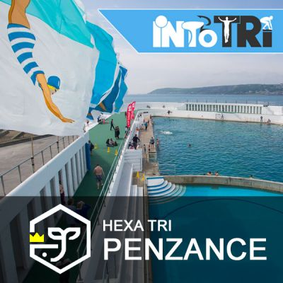 Penzance Tri - Hexa Tri & The Whale - Cornish Tri Series IV