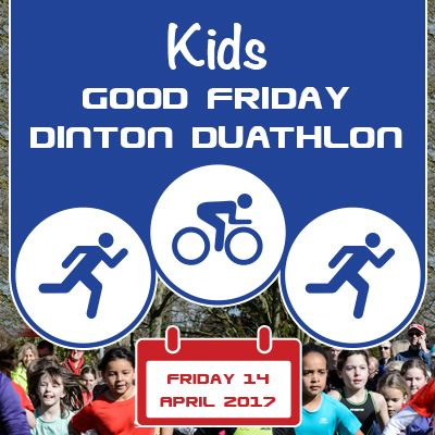 Kids Good Friday Dinton Duathlon