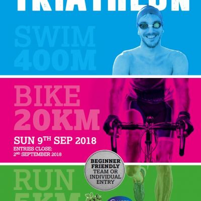 Lancaster University Triathlon 2018