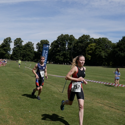 Pied Piper Junior Aquathlon 2019