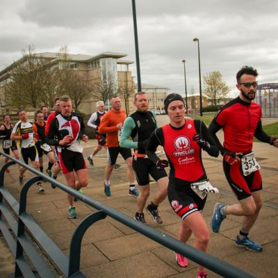 2019 ETU Standard Distance Duathlon Qualifier (Draft Illegal) - Stockton Duathlon Festival