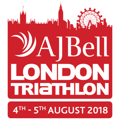 The AJ Bell London Triathlon