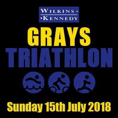 Wilkins Kennedy Grays Triathlon